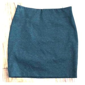 Charcoal gray pencil skirt- NWOT! Never been worn